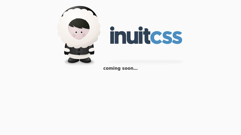 inuit.css Landing Page