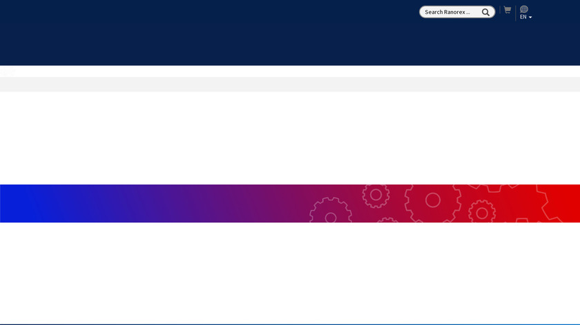 Ranorex Landing Page