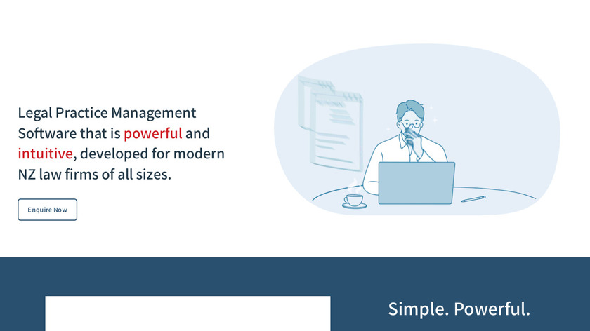 OneLaw Landing Page