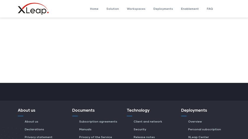 MeetingSphere Landing Page