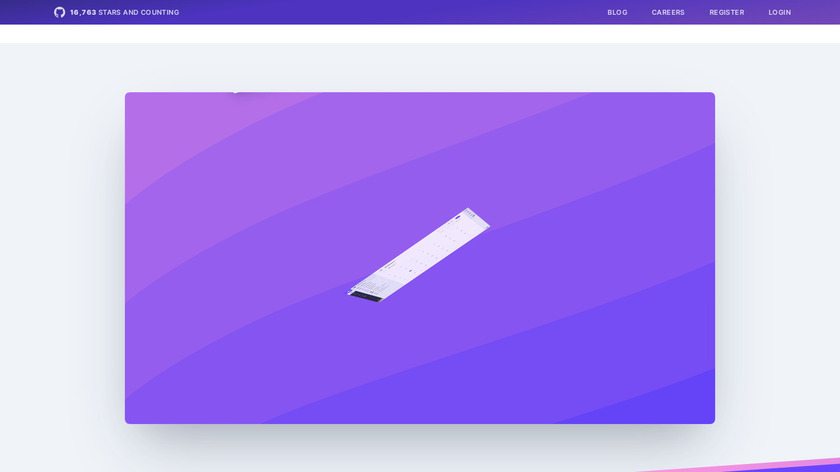Directus Landing Page