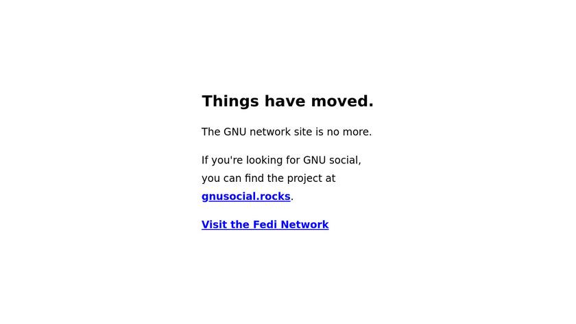 Compare Google Plus VS GNU social - SaaSHub