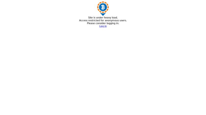 LocalBitcoins.com Landing Page