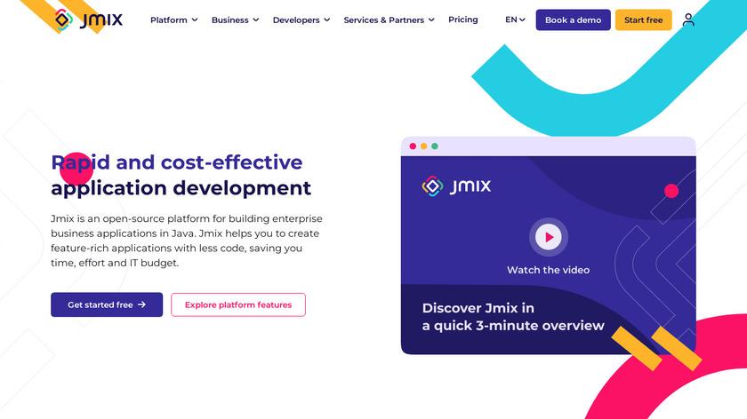 CUBA.platform Landing Page