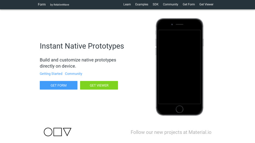Form Landing Page