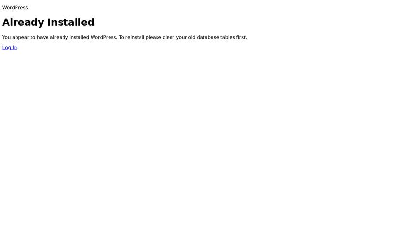 Insight Landing Page