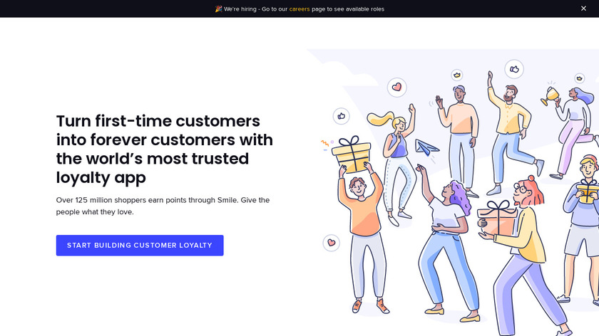Sweet Tooth Landing Page