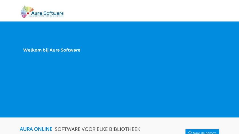 Aura Online Landing Page