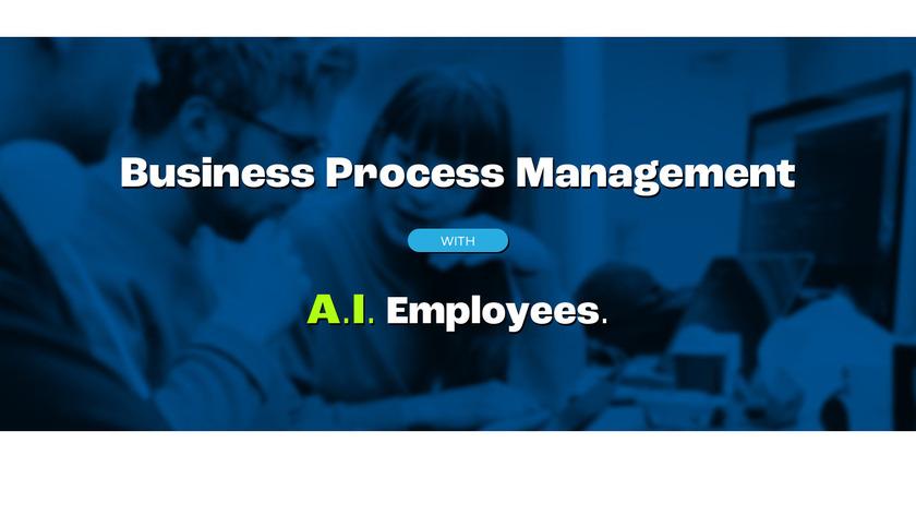 ProcessPlan Landing Page