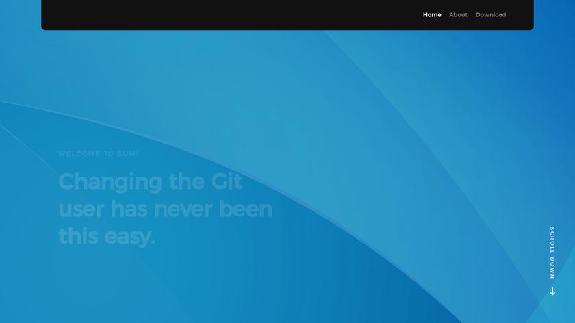 gUmi Landing Page