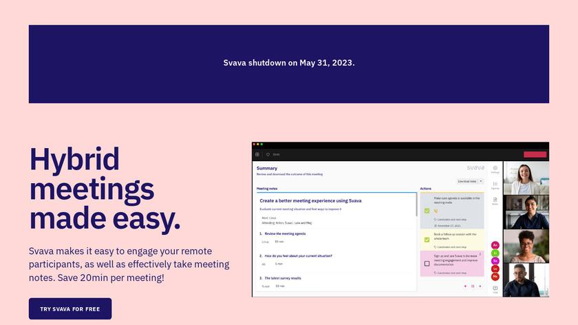 Idea Hunt Landing Page