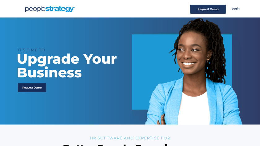 PeopleStrategy eHCM Landing Page