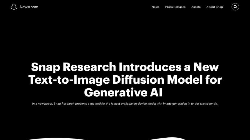 Snapchat Friendship Profiles Landing Page