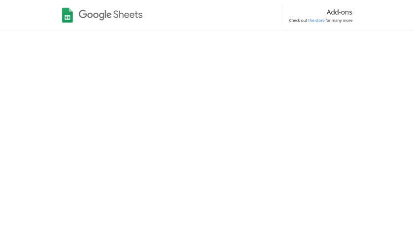 Gmail Mail Merge Landing Page