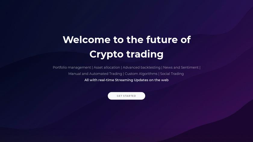 SmartBotCoin Landing Page