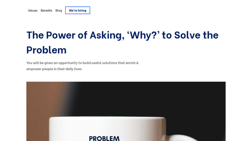 Paytm Canada Landing Page