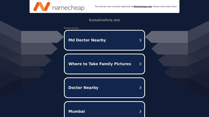 CriCLI Landing Page