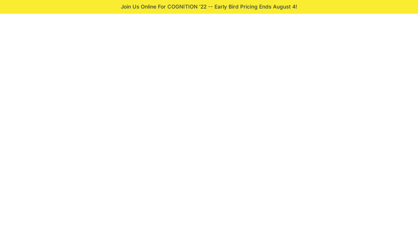 Thought Industries Landing Page