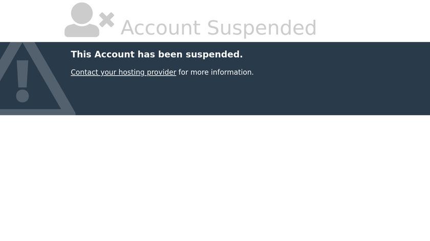 Fingertip Landing Page