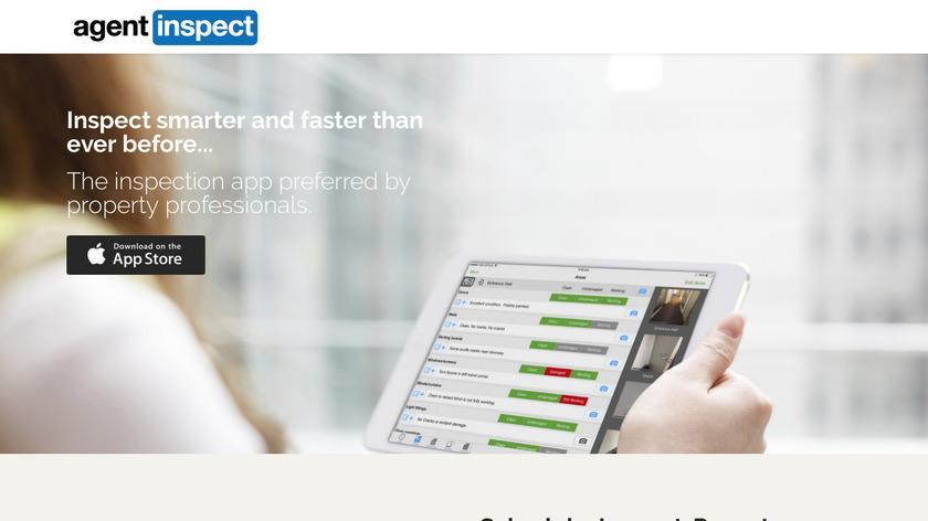 AgentInspect Landing Page