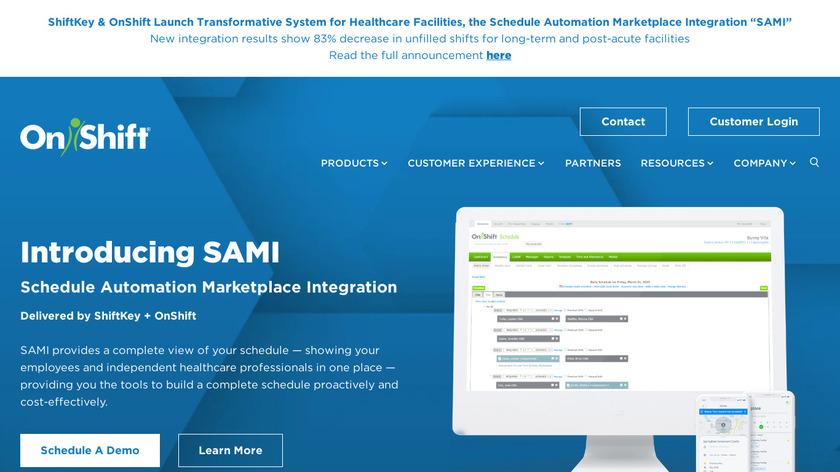 OnShift Landing Page
