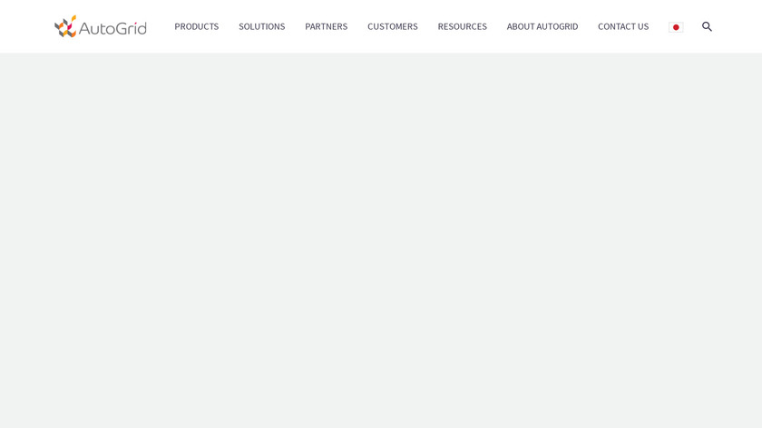 Auto Grid Landing Page