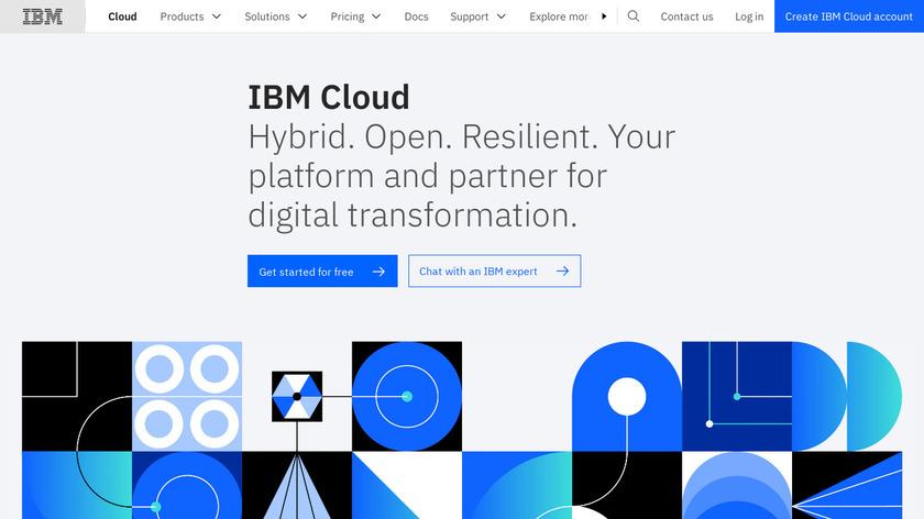 IBM Mobile Foundation Landing Page