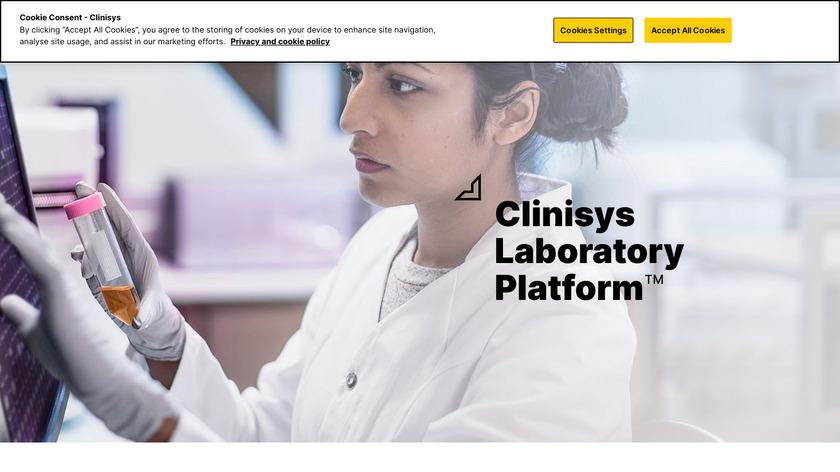 ApolloLIMS Landing Page
