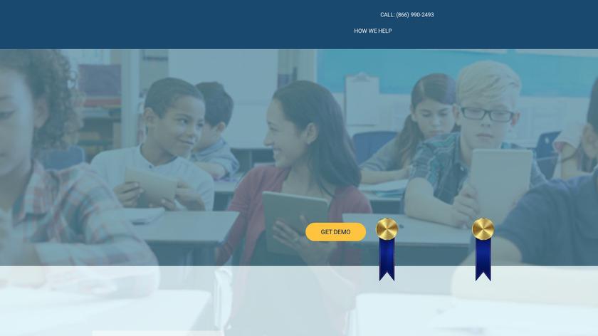 MySchoolWorx Landing Page