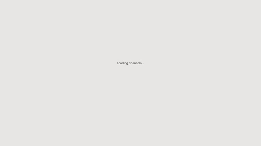 Radio4000 Landing Page