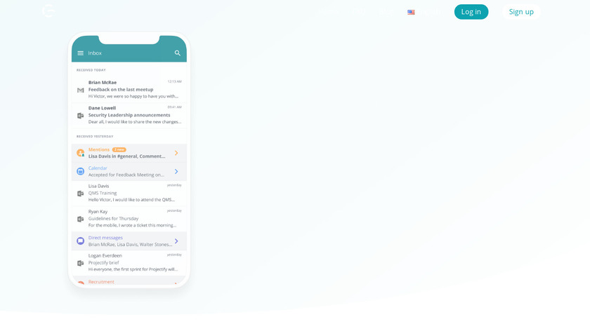 Gwapit Landing Page
