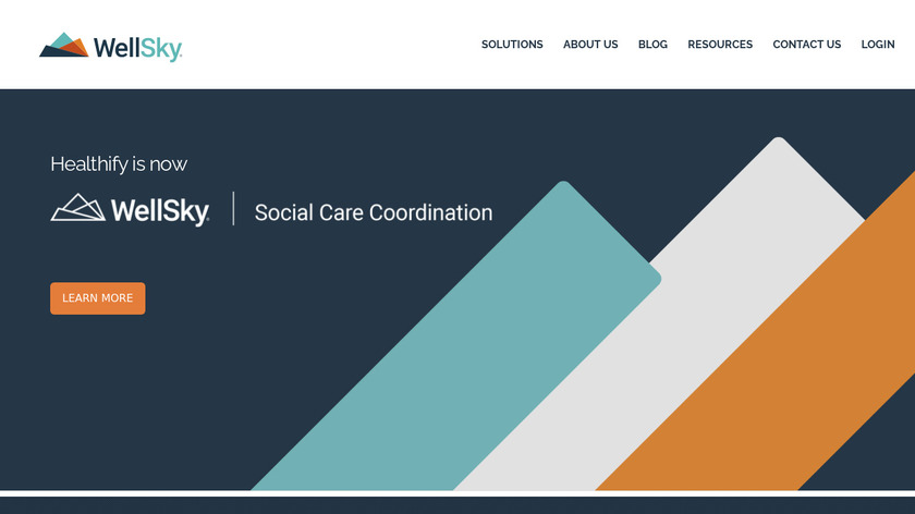 Healthify Landing Page