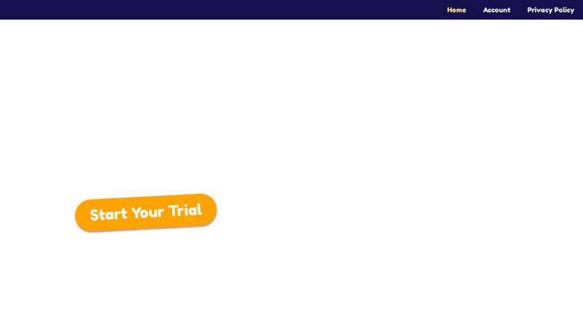 Wonster Words Landing Page