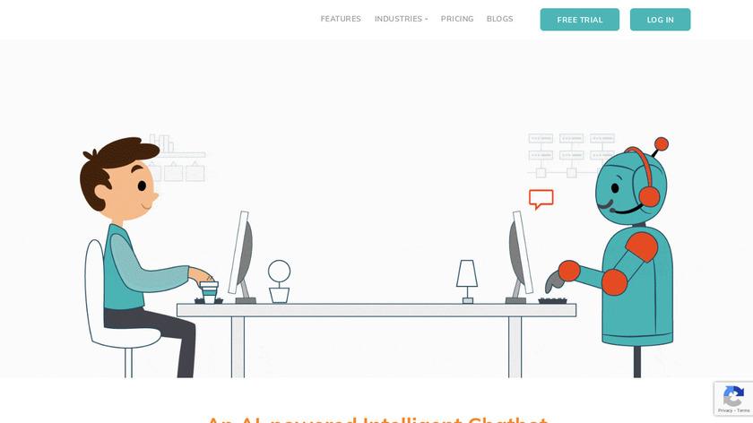 ChatinBox Landing Page