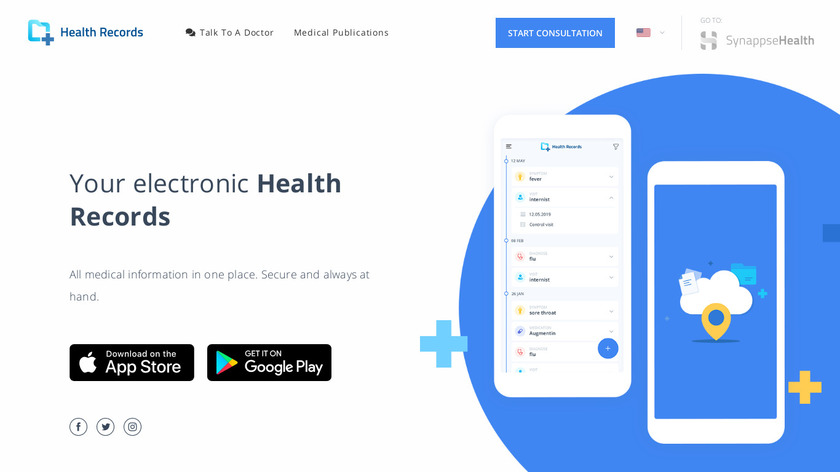 Talk to a Doctor Landing Page