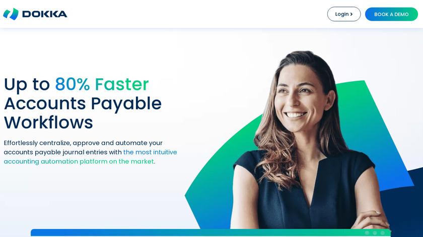 DOKKA.com Landing Page