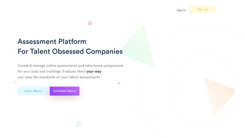 InterviewPass Landing Page