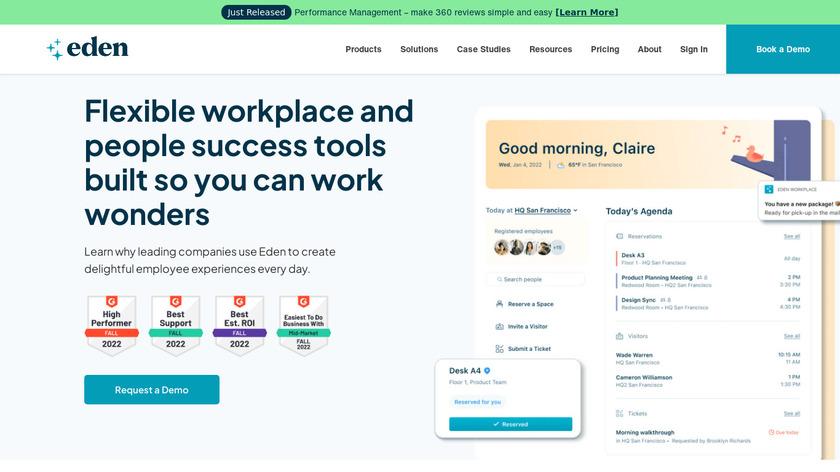 Q Marketplace Landing Page