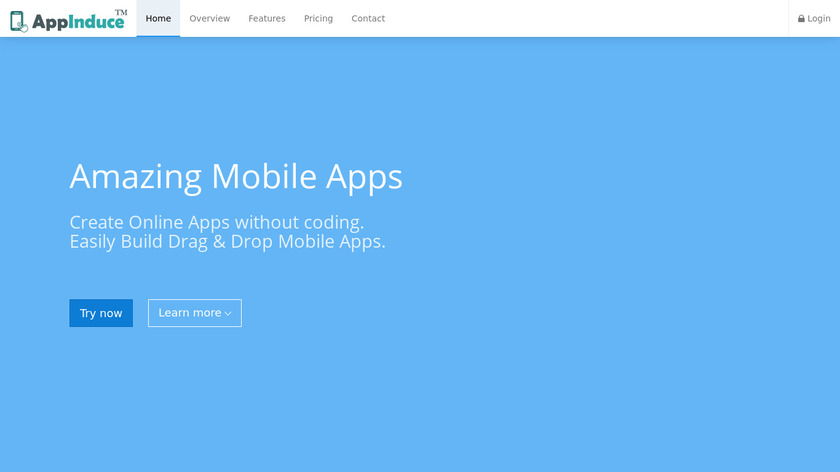AppInduce Landing Page