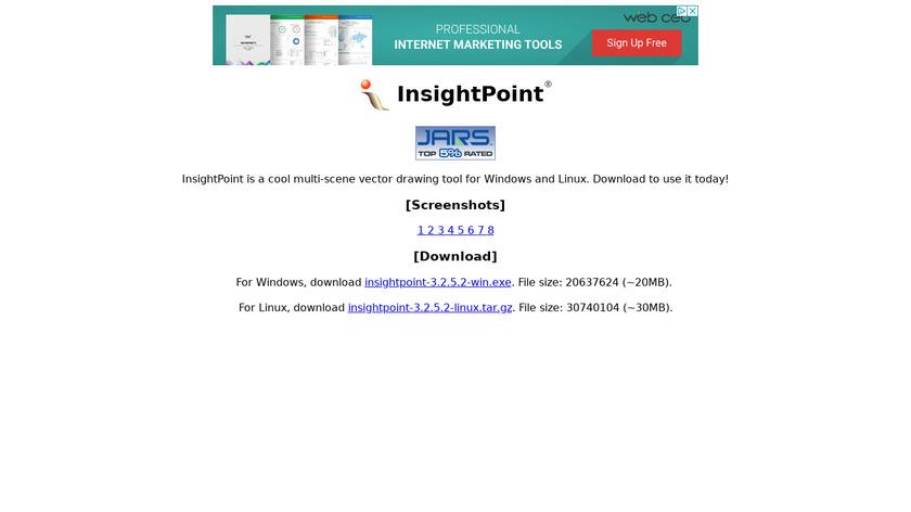 InsightPoint Landing Page
