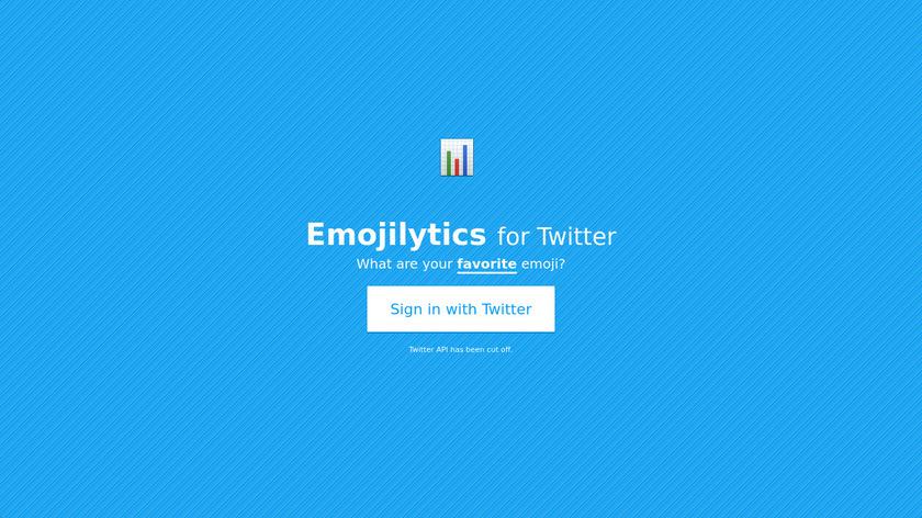 Emoji.Life Landing Page