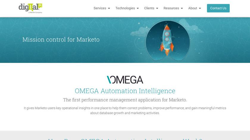 Omega Landing Page