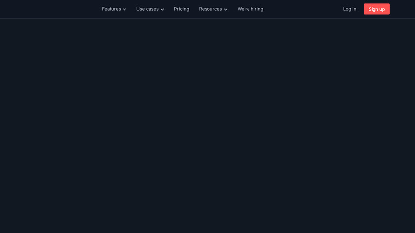 Bird Eats Bug Landing Page