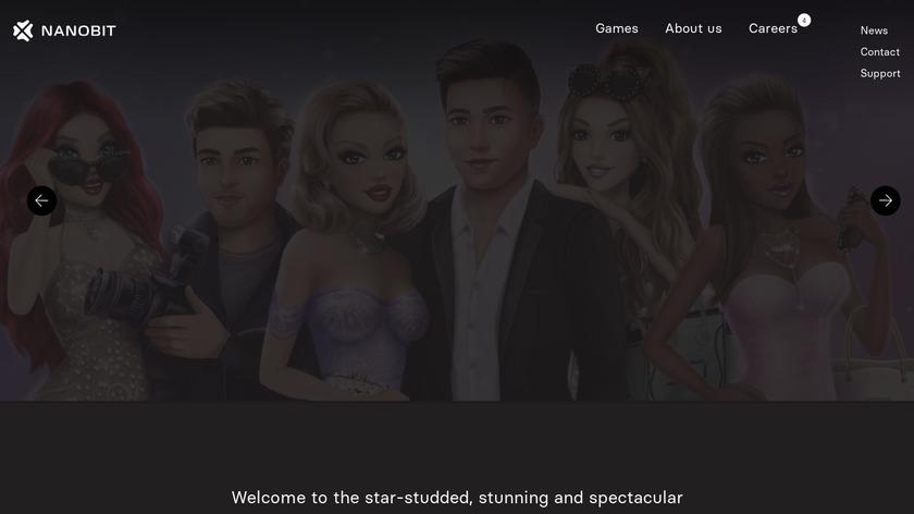 Superstar Life Landing Page