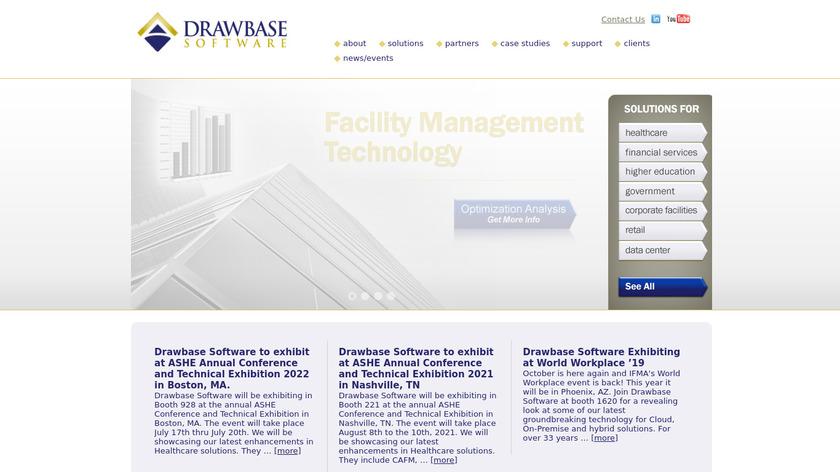 Drawbase Enterprise Landing Page