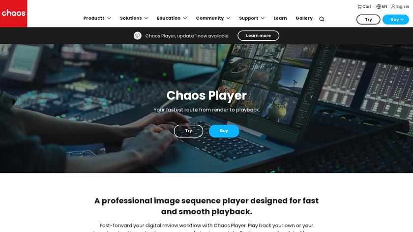 Pdplayer Landing Page
