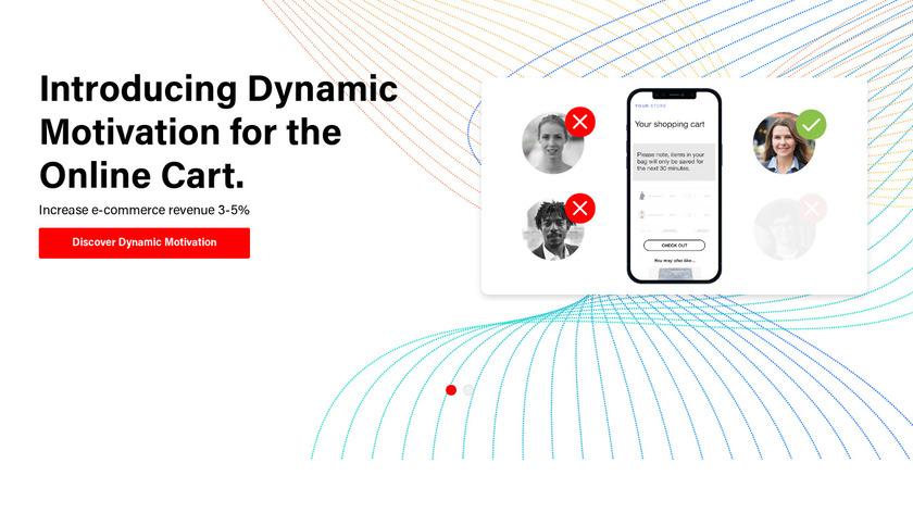 Persado Landing Page