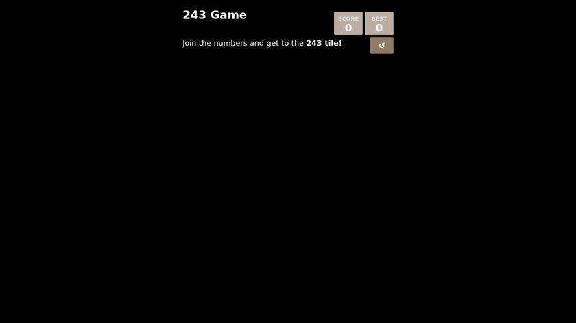 243 Landing Page