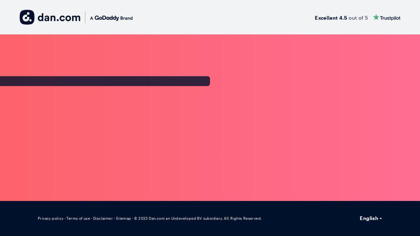GetSparrow.io Landing Page