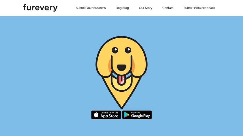 Furevery Landing Page